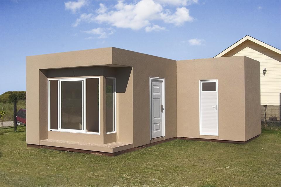 Casas prefabricadas para uruguay - Casas contenedores precio ...